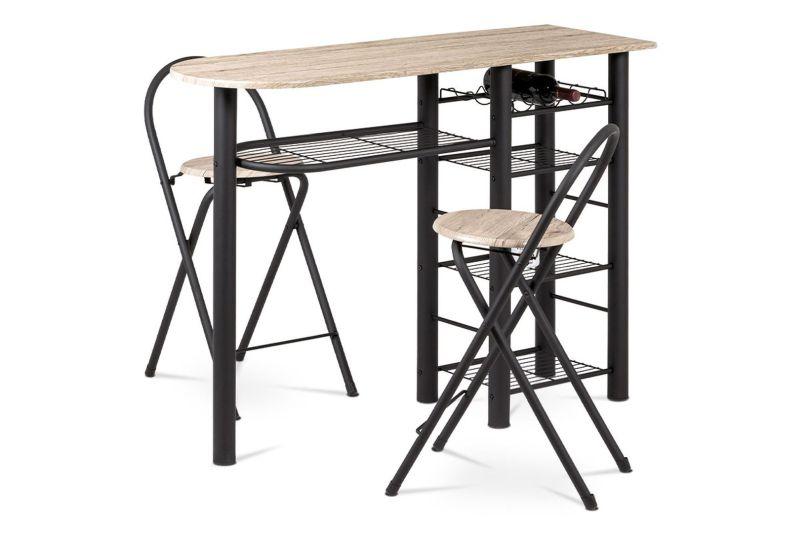 Autronic AUB-2000 SRE Barový pult + stoličky
