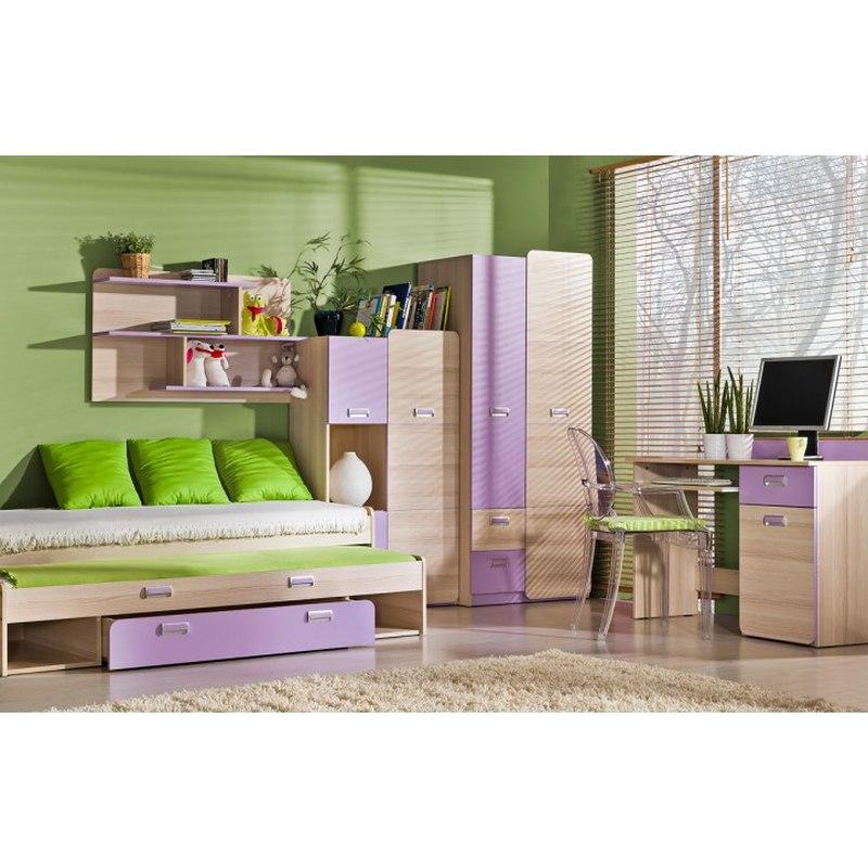 Ďievčenská detská izba