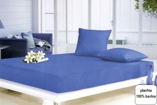 Plachta EXKLUSIV 180x200 modrá
