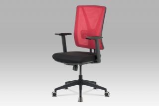 0418a16196fd kancelárske kreslo KA-M01 RED empty