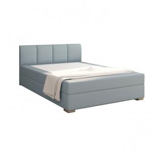 24bd58e36afd2 Boxpringová posteľ, RIANA KOMFORT, 140x200, mentolová empty