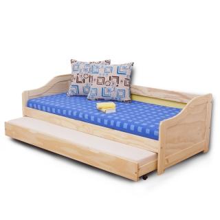 dba975bed7c9 Jednolôžkové postele z masívu